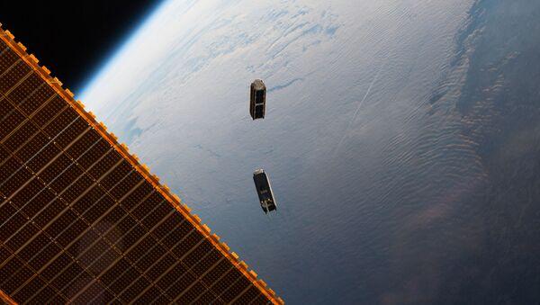 Małe sztuczne satelity CubeSat - Sputnik Polska