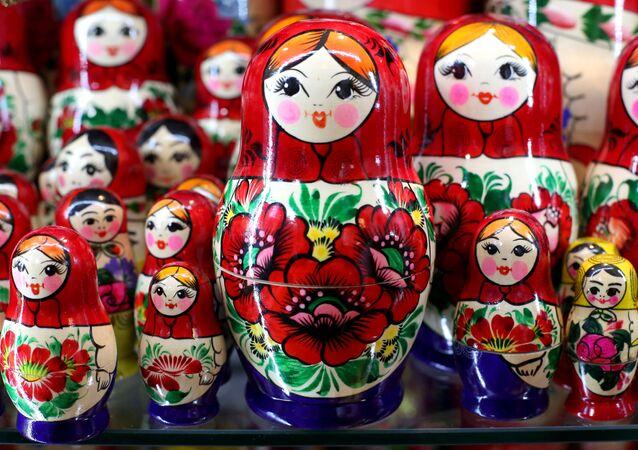 Rosyjskie matrioszki