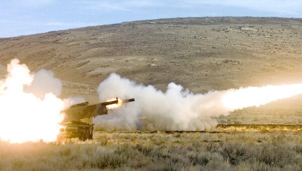 System rakietowo-artyleryjski o przeznaczeniu operacyjno-taktycznym HIMARS - Sputnik Polska