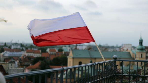 Polska flaga - Sputnik Polska