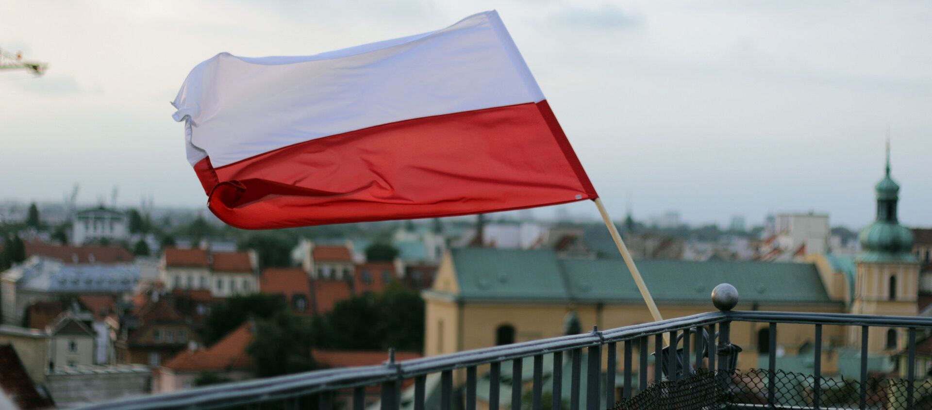 Polska flaga - Sputnik Polska, 1920, 13.03.2019