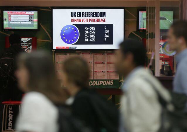 Referendum w sprawie członkostwa Wielkiej Brytanii w Unii Europejskiej