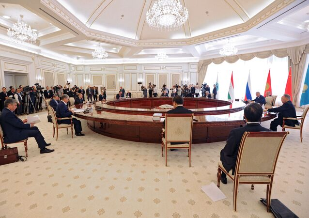 Szczyt SOW w Taszkiencie
