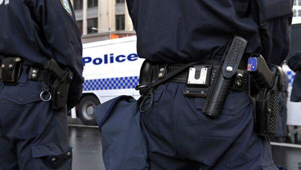 Policja w Sydney - Sputnik Polska