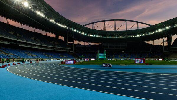 Stadion Olimpijski w Rio de Janeiro, Brazylia - Sputnik Polska