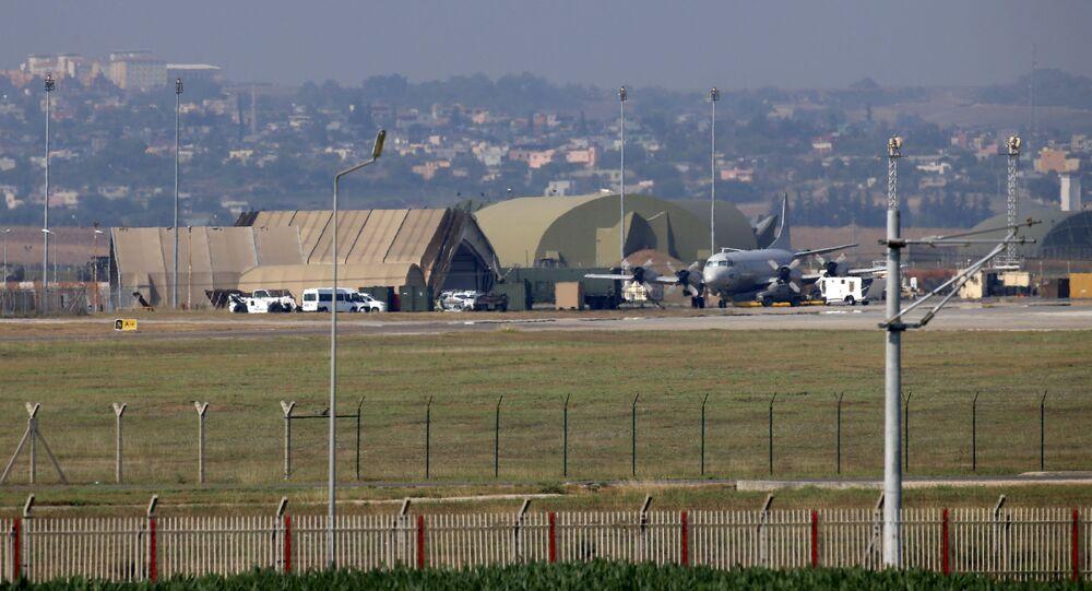 Baza wojskowa NATO Incirlik w Turcji