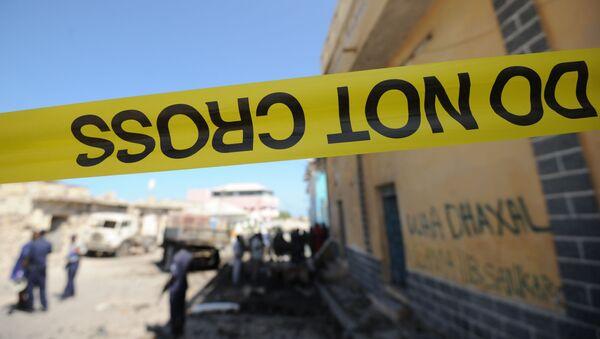 Mogadisz, Somalia - Sputnik Polska