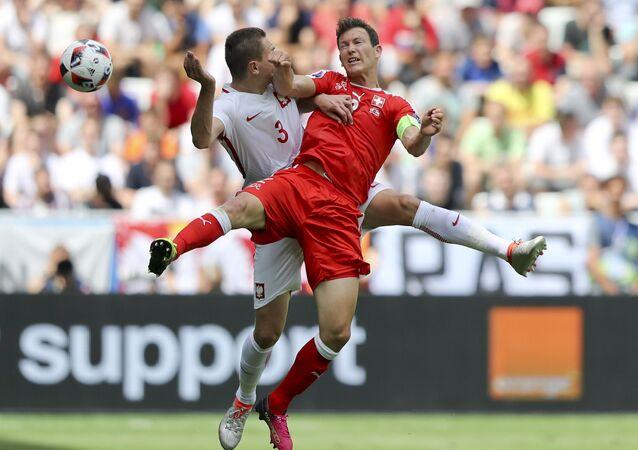 Mecz Polska-Szwajcaria