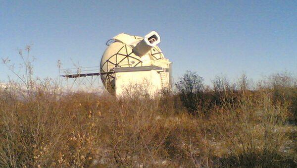 Koronograf działający niezależnie od zaćmień słońca w Sajańskkim Obserwatorium Słonecznym - Sputnik Polska