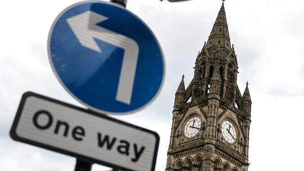 Cities of the world. Manchester - Sputnik Polska
