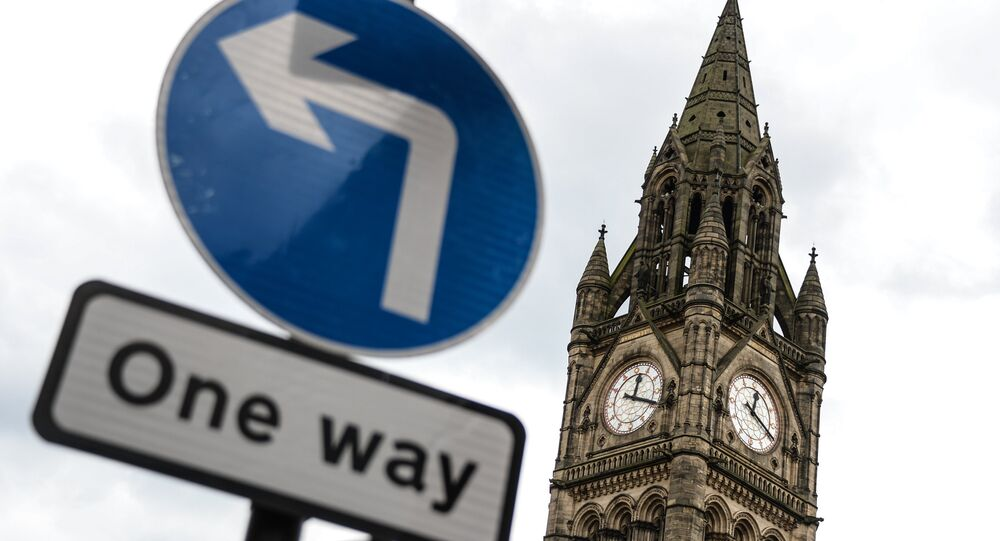 Cities of the world. Manchester