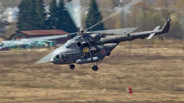 Śmigłowiec Mi-17W-5 - Sputnik Polska