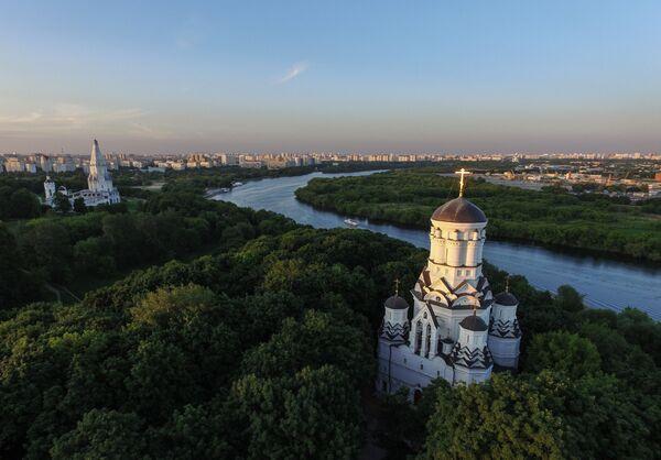Cerkiew Ścięcia głowy Jana Chrzciciela - Sputnik Polska