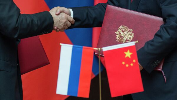 Oficjalna wizyta Władimira Putina w Chinach - Sputnik Polska