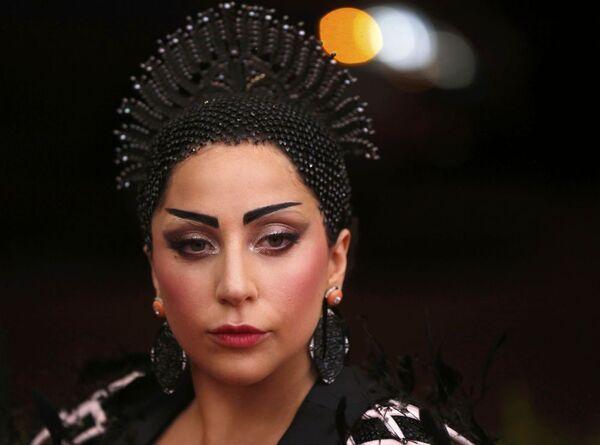 Lady Gaga na MET Gala 2015 - Sputnik Polska