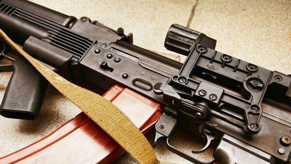 Karabin AK-74M - Sputnik Polska