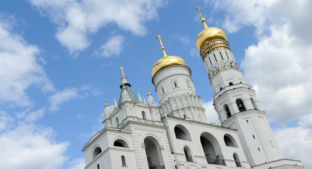 Dzwonnica Iwana Wielkiego na Kremlu