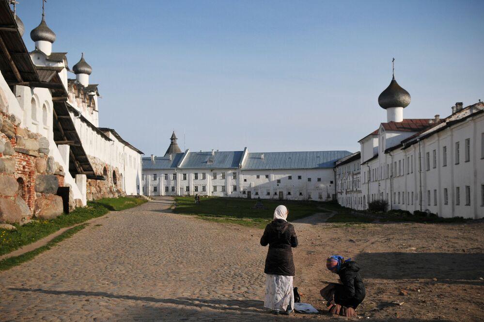 Monastyr Sołowiecki - stauropigialny rosyjski klasztor prawosławny