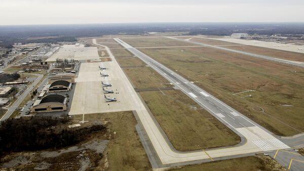 Baza lotnicza Andrews w amerykańskim stanie Maryland - Sputnik Polska