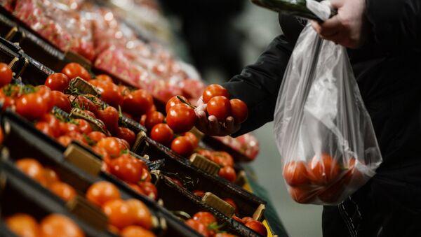 Zakupy w supermarkecie - Sputnik Polska