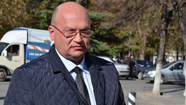 Szef administracji Symferopola Giennadij Bachariew - Sputnik Polska