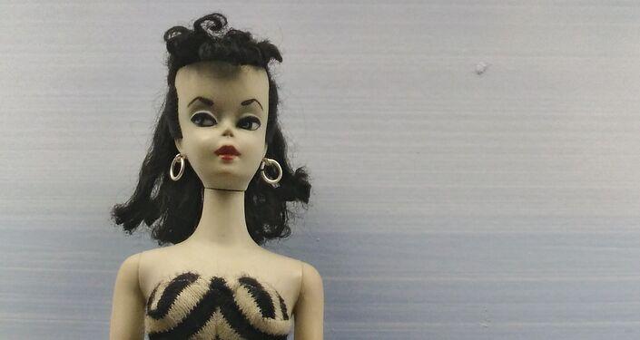Pierwsza Barbie, USA 1959
