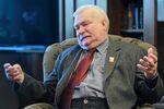 Były prezydent Polski Lech Wałęsa