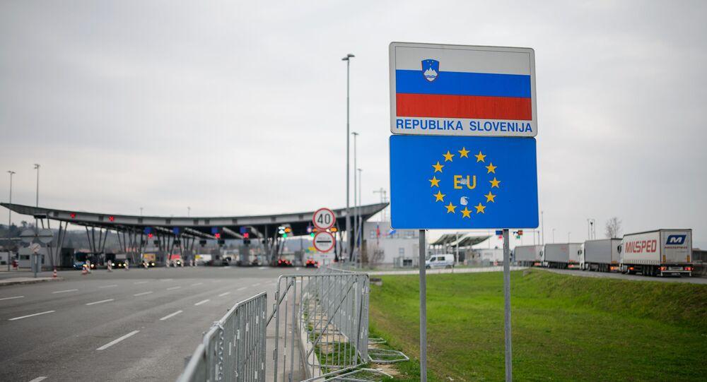 Młodzi Słoweńcy chcą opuścić Unię Europejską