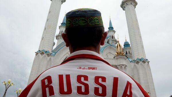 Ramadan Bajram w Rosji - Sputnik Polska