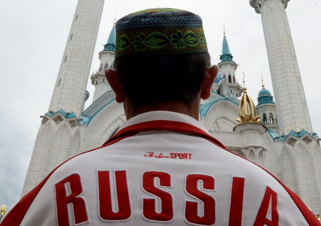 Ramadan Bajram w Rosji
