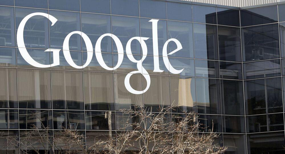 Sztab generalny firmy Google w Mountain View