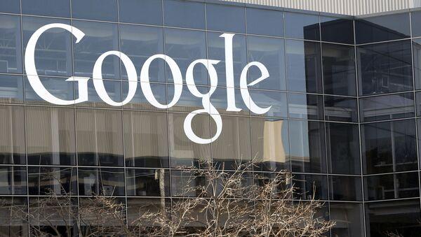 Sztab generalny firmy Google w Mountain View - Sputnik Polska