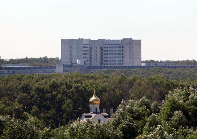 Gmach Służby Wywiadu Zagranicznego Federacji Rosyjskiej