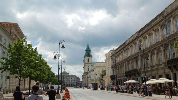 Warszawa, Stare Miasto - Sputnik Polska
