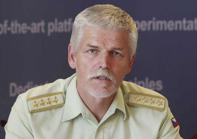 Szef Komitetu Wojskowego NATO gen. Petr Pavel