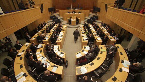 Parlament Cypru - Sputnik Polska