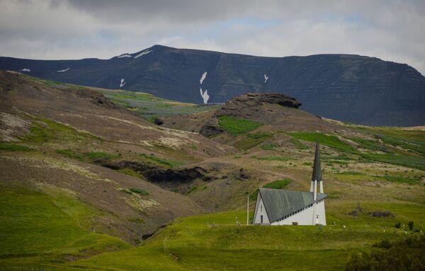 Cerkiew w Islandii - Sputnik Polska