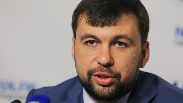Denis Puszylin - Sputnik Polska