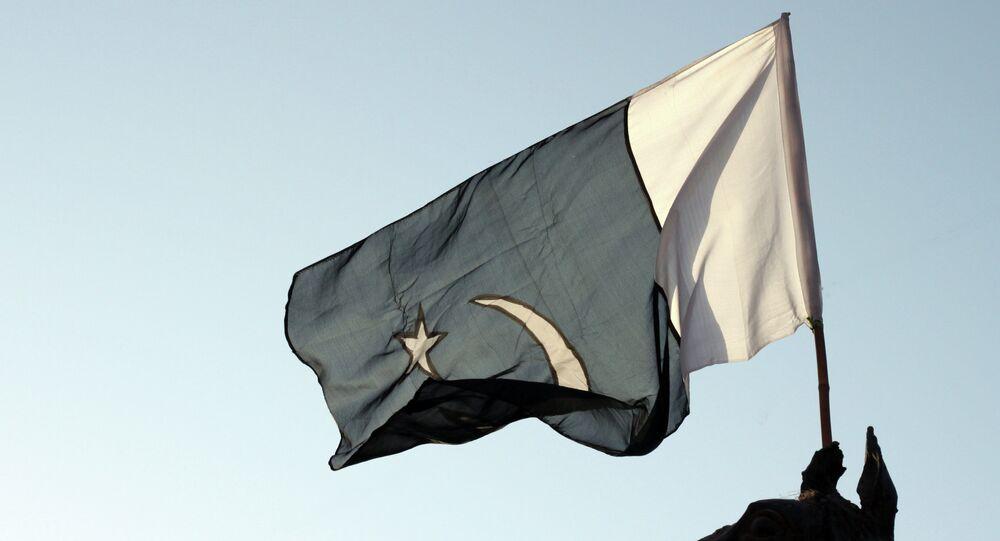 flaga Pakistanu