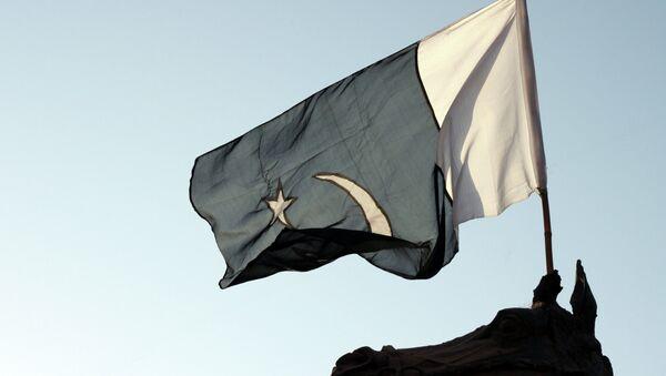 flaga Pakistanu - Sputnik Polska