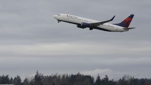 Delta Air Lines - Sputnik Polska