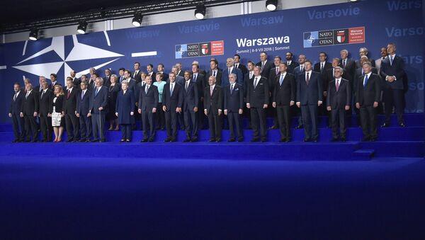 Szczyt NATO w Warszawie - Sputnik Polska