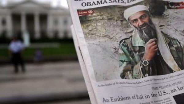 Lider Al-Kaidy Osama bin Laden - Sputnik Polska
