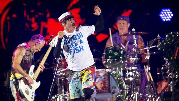 Red Hot Chili Peppers - Sputnik Polska