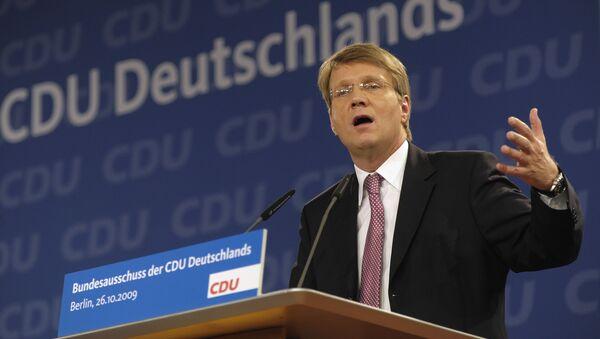 Niemiecki polityk Ronald Pofalla - Sputnik Polska