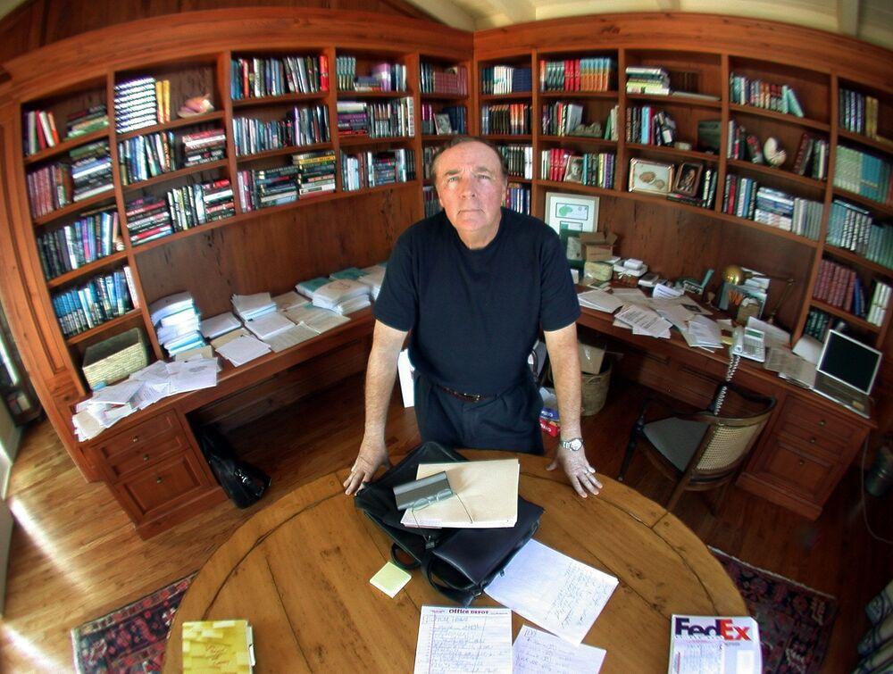 Powieści detektywistyczne Jamesa Pattersona przyniosły autorowi 95 mln dolarów zysku oraz trzecie miejsce na liście Forbesa.