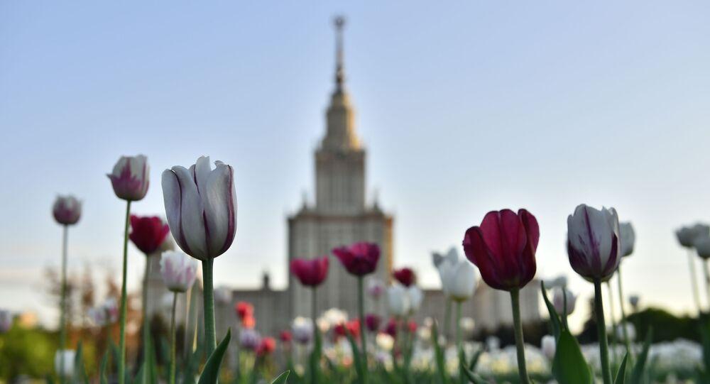 Moskiewski Uniwersytet Państwowy