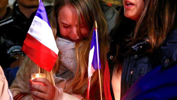 Reakcja na zamach w Nicei - Sputnik Polska