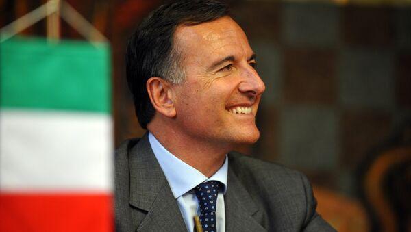Franco Frattini - Sputnik Polska