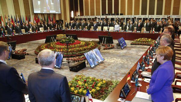 Szczyt ASEM w Ułan Bator - Sputnik Polska